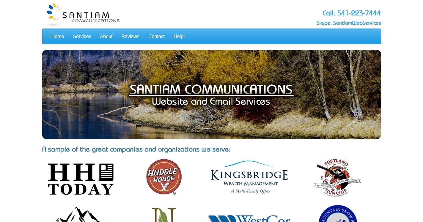 Santiam Communications