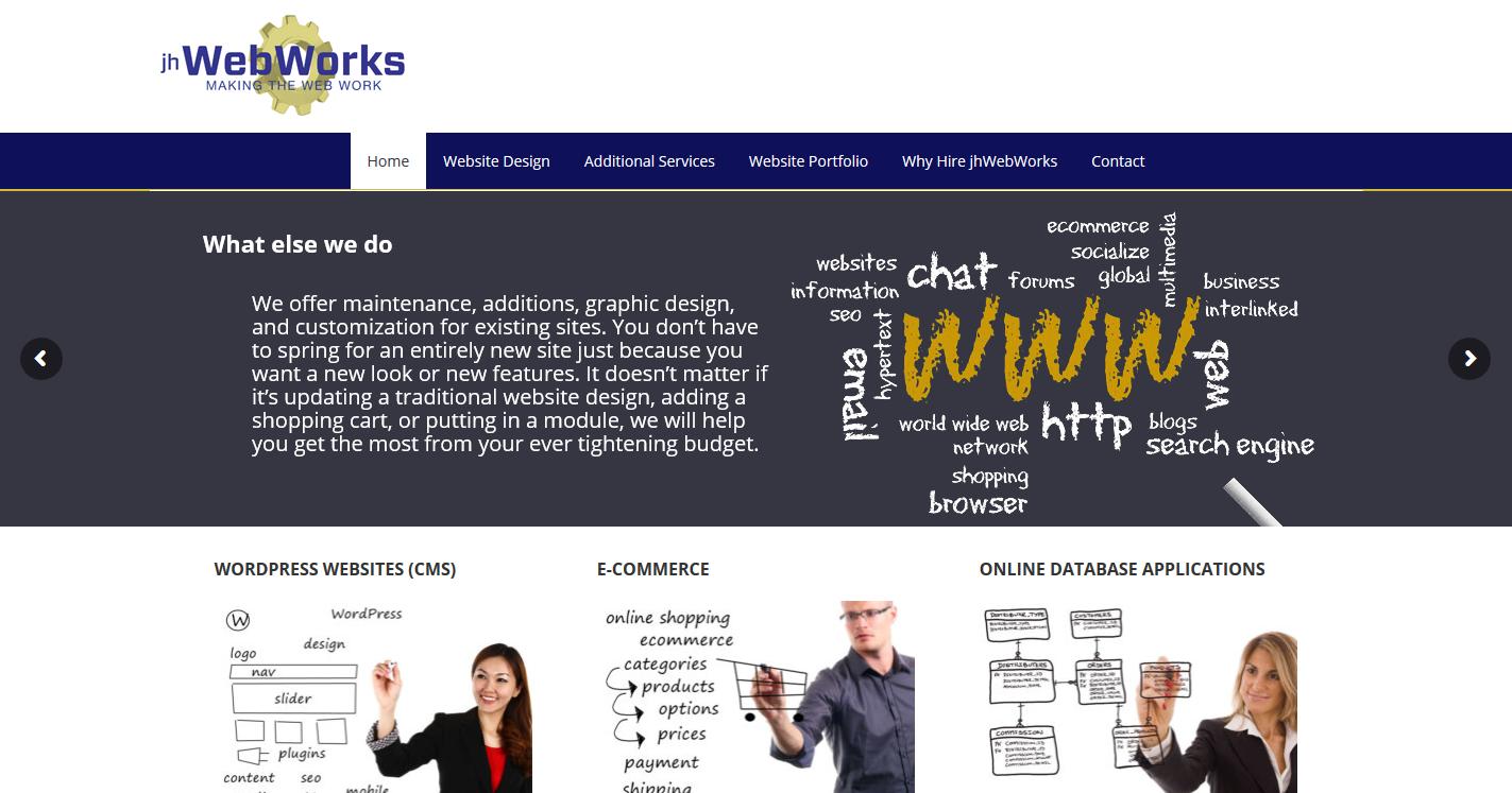 jhWebWorks, LLC