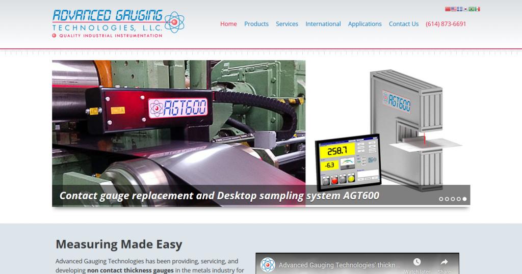 Advanced Gauging Technologies