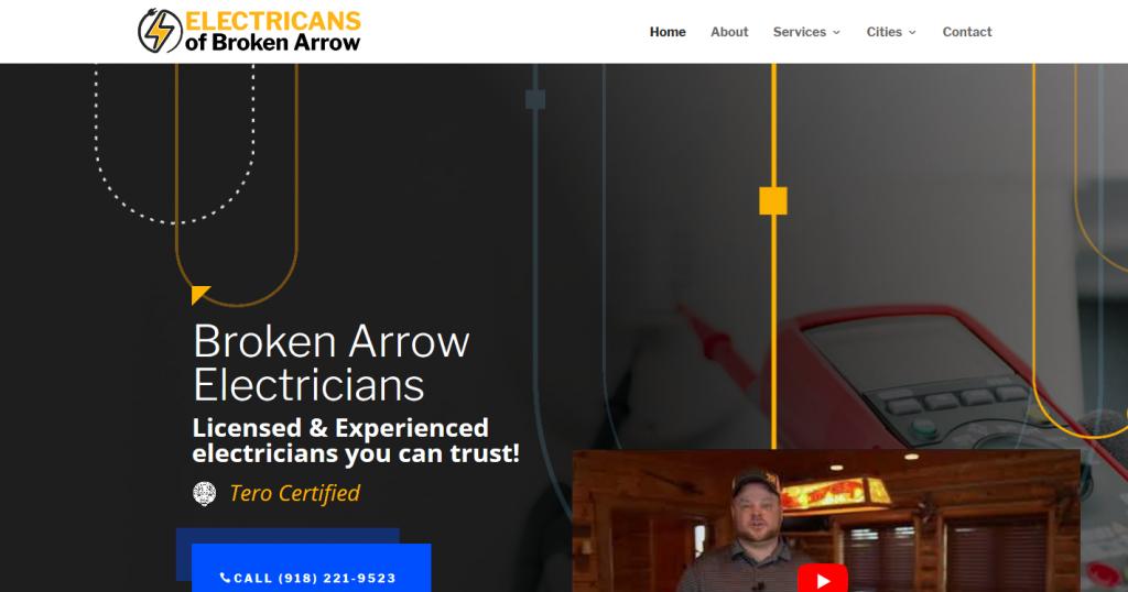 Electricians of Broken Arrow