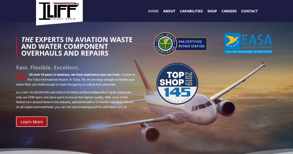 Iliff Aircraft Repair