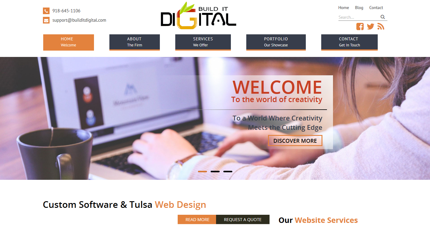 Build It Digital Logo