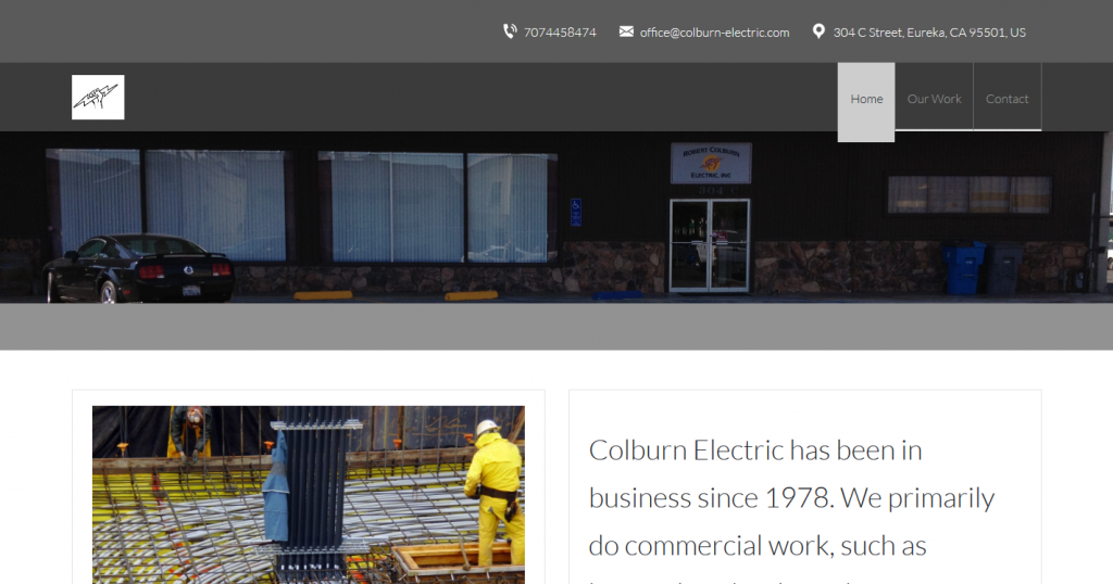 Colburn Electric