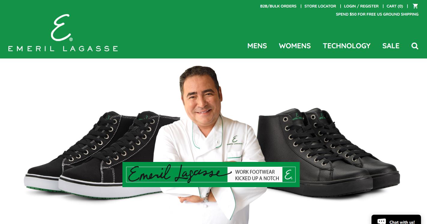 Emeril Lagasse Footwear