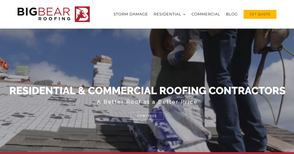 Big Bear Roofing