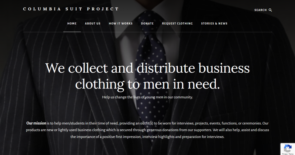 Columbia Suit Project
