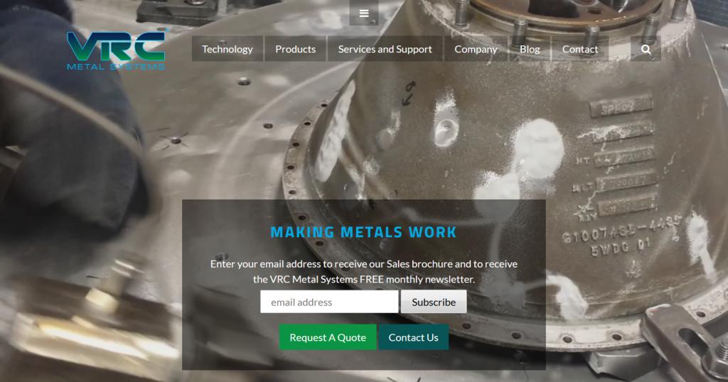 VRC Metals
